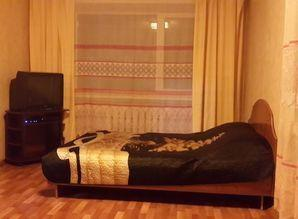 Economy-class apartment in the center of Yaroslavl. No fees.