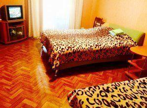 1 room. apartment, very clean, always hot water  pure new be