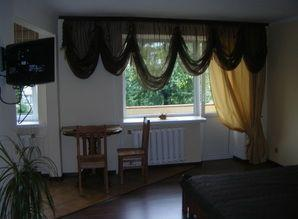 apartment in the heart mista.Zruchne and secluded location,