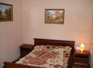 Owner's, in the center of Yalta cozy one-bedroom apartment (