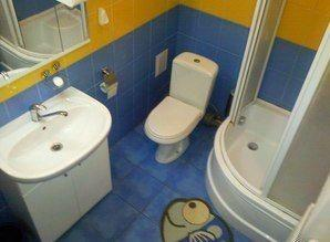 Posuchno, hourly 1 room apartment on Levanevsky. Repair date