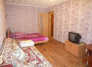 One bedroom apartment, st. Uritsky, 67, Yaroslavl, without i