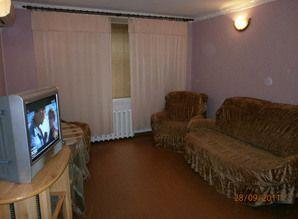The apartment is clean and okuratnaya after repair. Furnitur