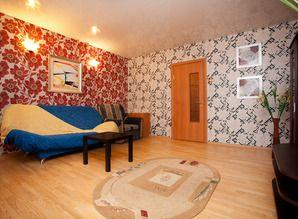 An apartment Chelyabinsk. Apartment Leninsky district, (L /