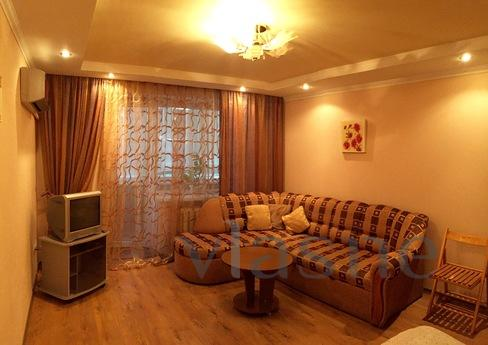 1-bedroom apartment with renovated at Kharkov, Wi-Fi, excell