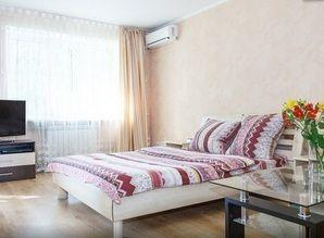 Cozy 1-bedroom apartment - studio with Euro-renovated, with