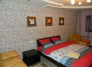 apartment daily Shymkent Mangeldina 36A