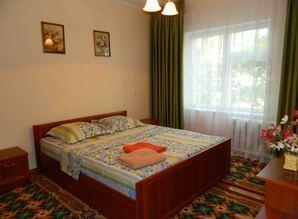 apartment daily Shymkent 15 distr. dom 43