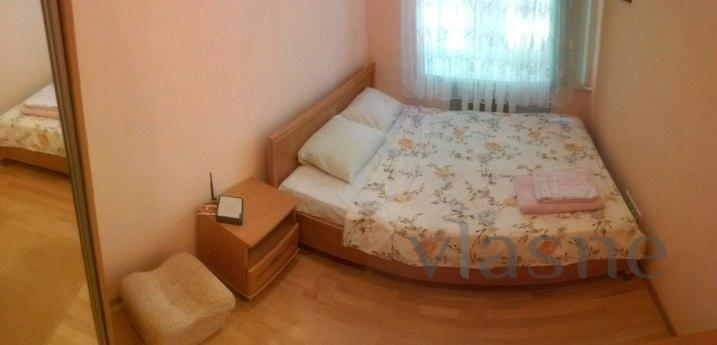 I suggest to rent 2komnatnuyu apartment in the city center,