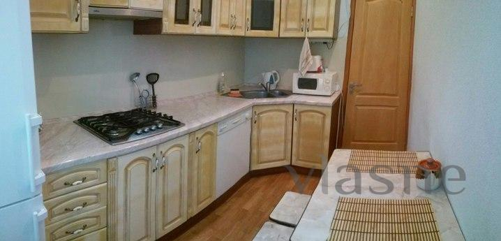 2 bedroom apartment m. Golden Gate, Kyiv - apartment by the day