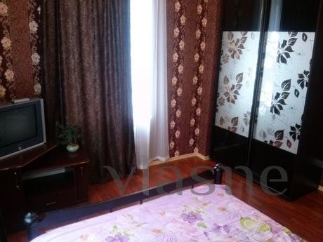 3 BR. luxury apartment in the center,, Krivoy Rog - apartment by the day