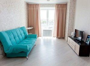 Comfortable apartment in the building, repair olichno fully