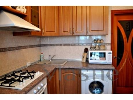 Rent daily, hourly apartment suite in the center and in the