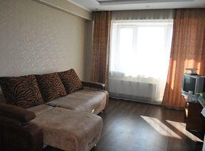 Rent a cozy, comfortable apartment in Ulan-Ude city for gues