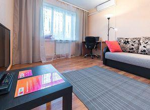 Two-bedroom apartments in the expanded center. Elite residen
