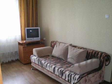 Rent 1-k. apartment. The apartment has everything for comfor