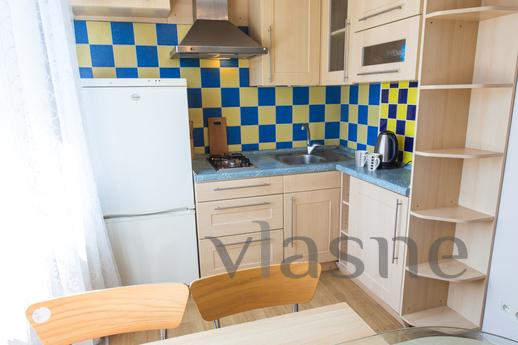 1 minute from the metro station, Kharkiv - apartment by the day
