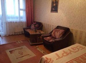 Address-microdistrict Uruchieh Shugaeva st. 13/1. Cozy 1-roo