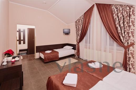 Rent a room at the hotel 'Sleep&quo, Lviv - apartment by the day