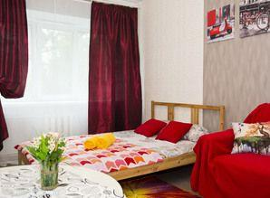 apartment daily Victory Boulevard 1, Omsk