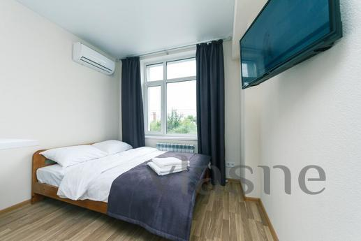 New cozy studio apartments, Kyiv - apartment by the day