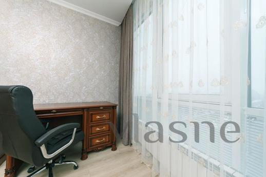 Spacious apartments near the center of the capital. Great pl