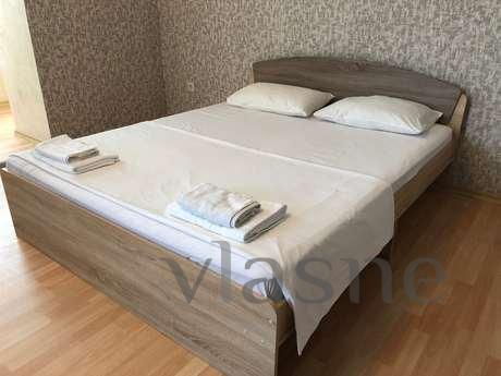 Apartment-hotel in the area of the Agrarian University in a