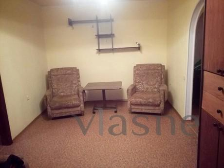 The apartment is located in the central part of the city, di