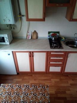 Daily 1 room apartment in the Center., Horlivka - apartment by the day