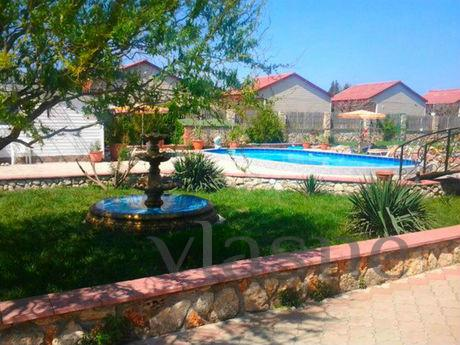 Crimea vacation rent housing Tarkhankut, Chornomorskoe - apartment by the day