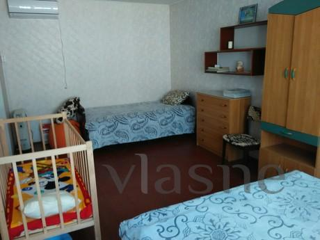 Rent a 2-level house in Karolino Bugaz, 300 m from the railw