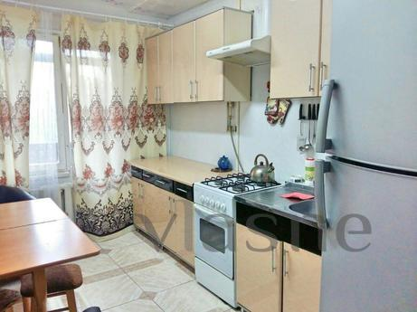 Cozy large apartment in a quiet, residential area of Odessa.