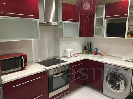 Daily rent 1k. apartment M.Lushpy 43., Sumy - apartment by the day