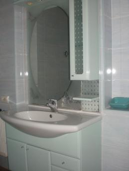 Rest in Sanzheyk. All amenities in the house. Hot water, sat