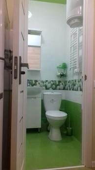 At your service one-room apartment of 20 m2. The apartment i