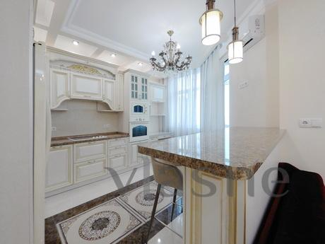 Apartment for rent Solomensky district, Kyiv - apartment by the day