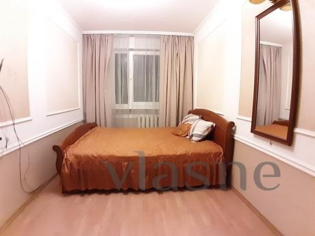 3-room apartment with an excellent designer renovation in th