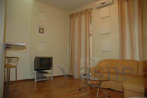 Rent an apartment in Deribasovskaya, Odessa - apartment by the day