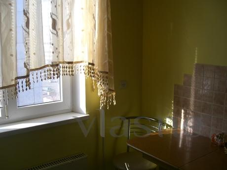 One-bedroom apartment consists of 2 separate vhodami.V hkomn