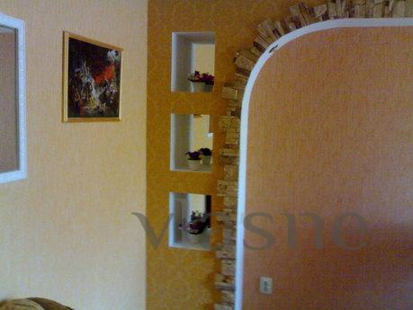 1BR apartment for rent in new building, Khmelnytskyi - apartment by the day