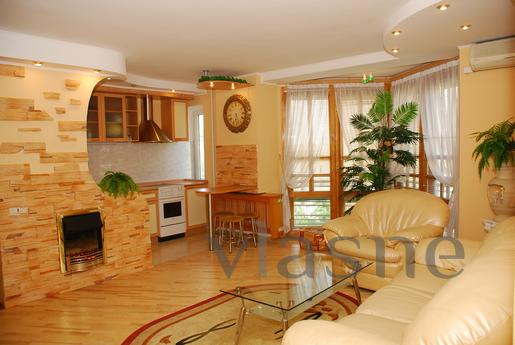 Luxury apartments in the center of Kiev., Kyiv - apartment by the day