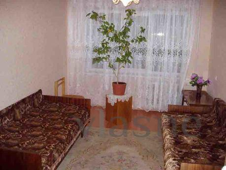 2-rooms apartment in Kiev, Kyiv - apartment by the day