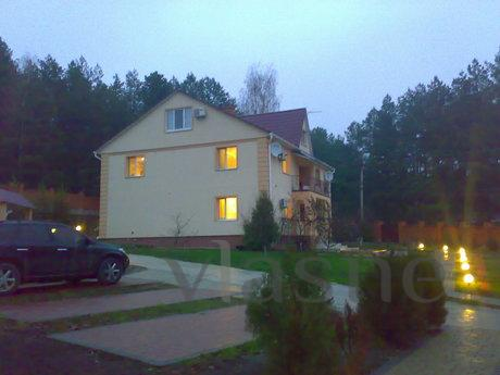 Rent a house (in the forest, river, near Kiev Sea, 19 km. Of