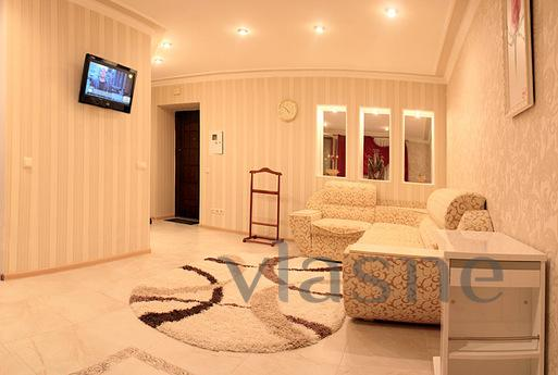 Two-room apartments in the central zone of Poltava, in the d