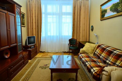 Center, Independence Square, Khreschatyk, Kyiv - apartment by the day