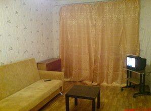 The apartment is located in a quiet area in the new house, a