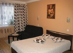 Clean, comfortable apartment in the heart of Petrozavodsk. I