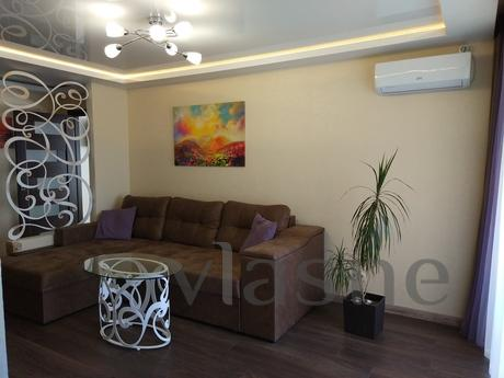 We offer to your attention a luxury apartment in the heart o