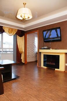 apartment with a gorgeous view, Kyiv - apartment by the day