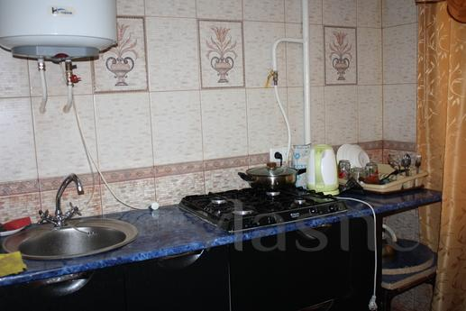 2-bedroom. in the district of Sotsgorod, circus with Europea